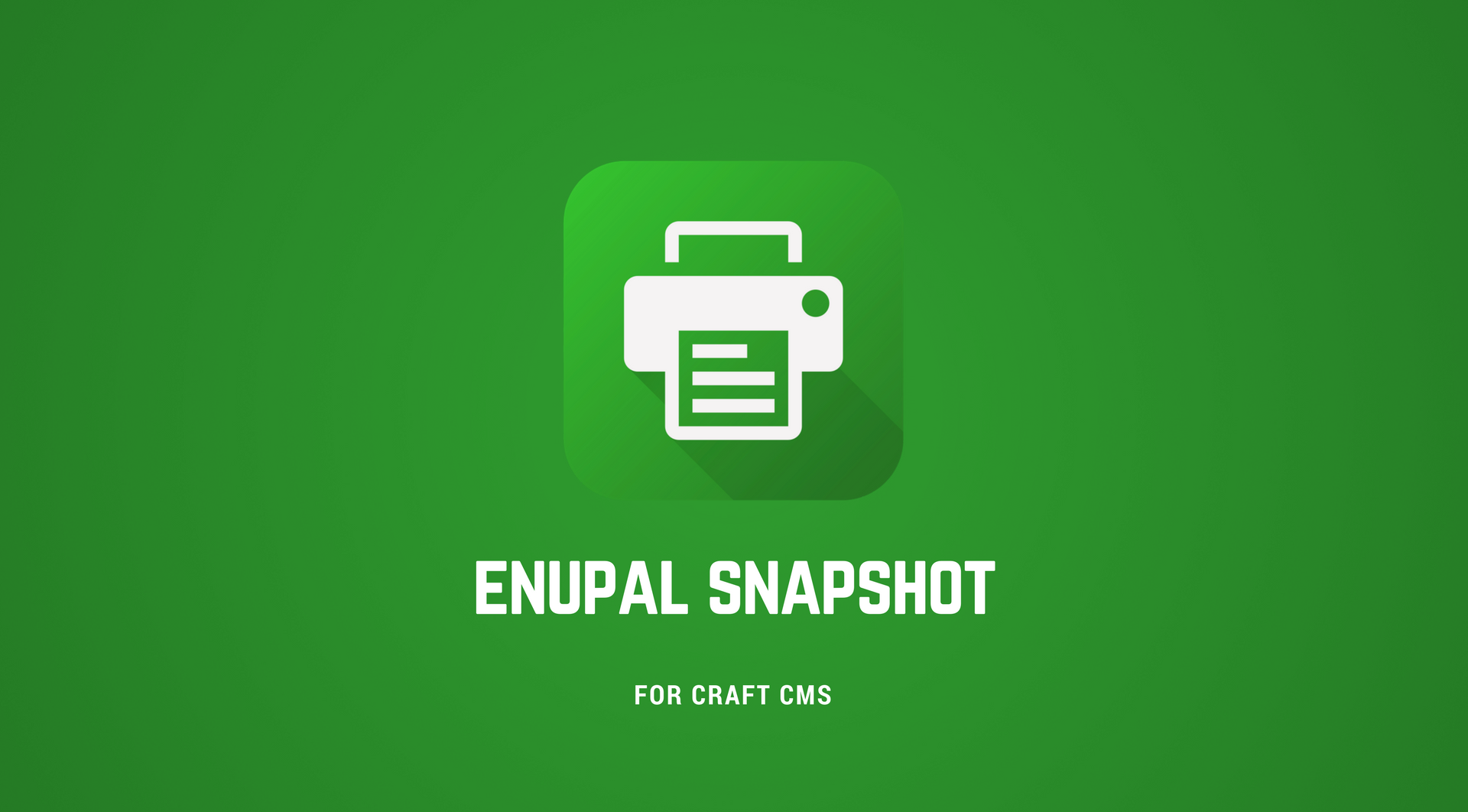 Enupal Snapshot
