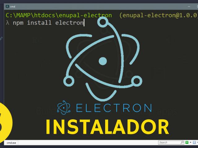 Electron Installer