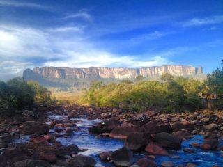 Roraima- Kukenan river. Foto: @GoToPeX